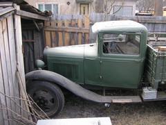 ГАЗ-АА 1935г